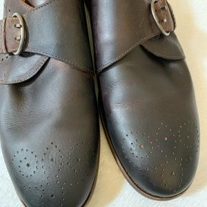 NWOB Robert Wayne Monk Shoes